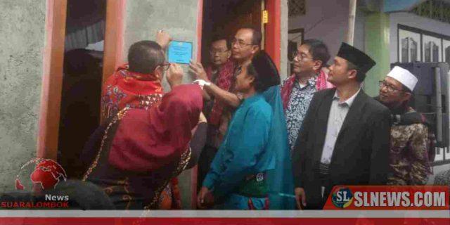 Kementerian PUPR RI Kunjungi Masyarakat Penerima Program BSPS di Lombok Tengah