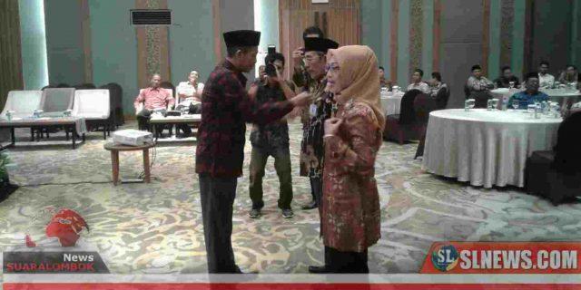 50 Anggota Dewan Lombok Tengah Terpilih Ikuti Orientasi