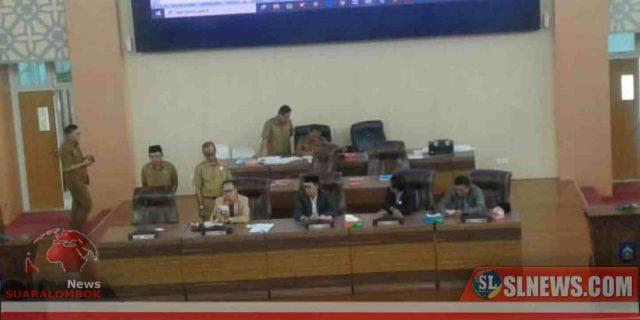 Dewan Lombok Tengah Tetapkan Alat Kelengkapan, Ini Susunannya