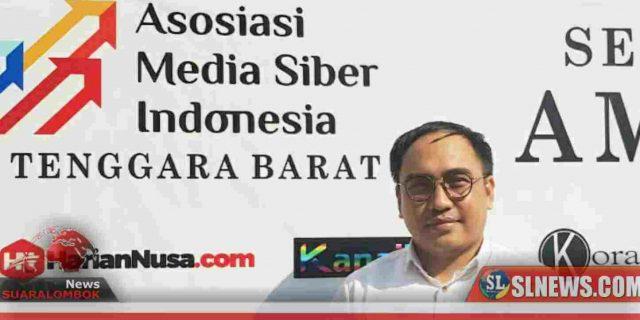 Bidik Tokoh Asal NTB di Kabinet Jokowi – Ma'ruf, AMSI Gelar Forum Diskusi Asmara