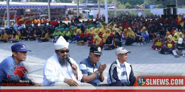 Lombok Tengah Gelar Doa Bersama Jelang Pelantikan Presiden RI Terpilih