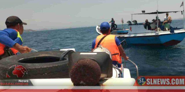 Sat Polair Polres Lombok Tengah Amankan Kapal Ikan Tanpa Dokumen di Samudera Hindia