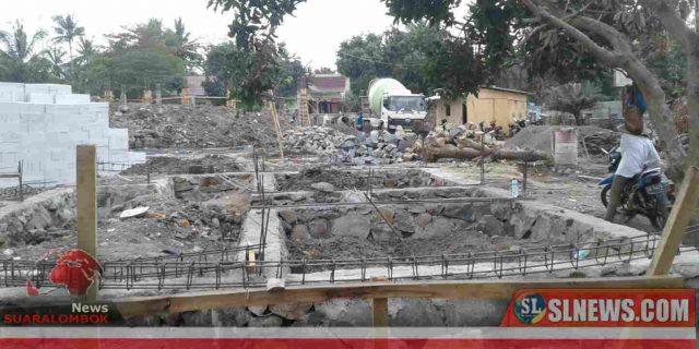 Pengerjaan 4 Puskesmas di Lombok Tengah Masih Jalan Ditempat