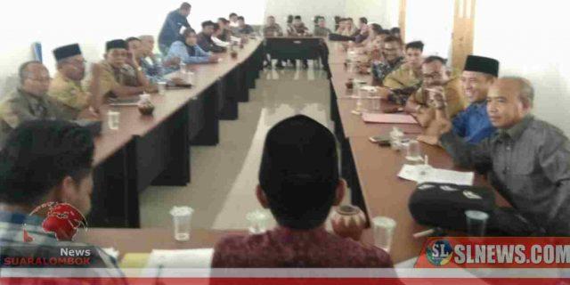 Ingin Segera Definitif, Pjs Kades Persiapan Datangi Anggota Dewan Lombok Tengah