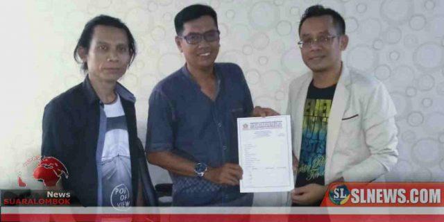 Serius Maju di Pilkada Lombok Tengah 2020, Muhanan Ambil Formulir di Gerindra