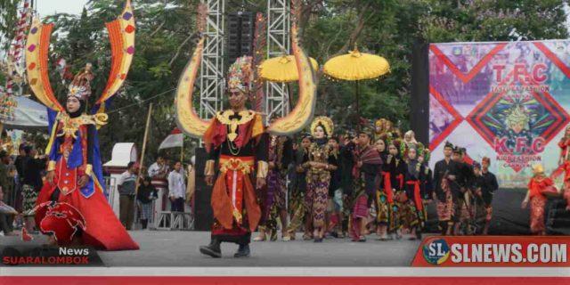Tastura Fashion Carnival 2019 Berlangsung Meriah