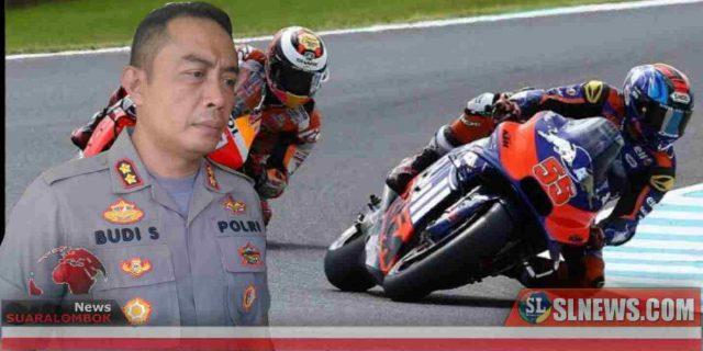 AKBP Budi Tunggu Standar Pengamanan motoGP Dari CEO Dorna Sport SL