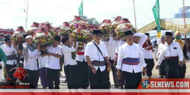 Perayaan Maulid Nabi Muhammad SAW di Lombok Tengah Jadi Pemersatu Bangsa