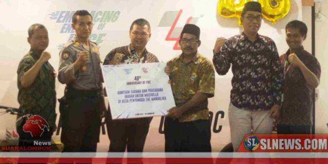 HUT ke – 46 ITDC, Jadi Penyemangat Mewujudkan Penyelenggaraan motoGP di The Mandalika Lombok 2021
