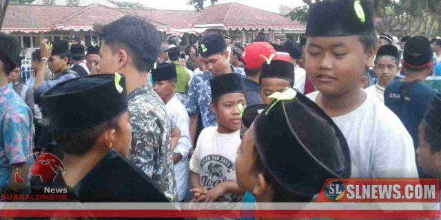 Aksi Demo Dukung Nama BIZAM, Kamenag Lombok Tengah Tunggu Laporan Pengawas