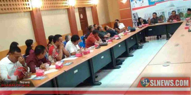 Ini Yang Dilakukan Pemkab Lombok Tengah Dibalik Aksi Demo Massa Dukung Nama BIZAM