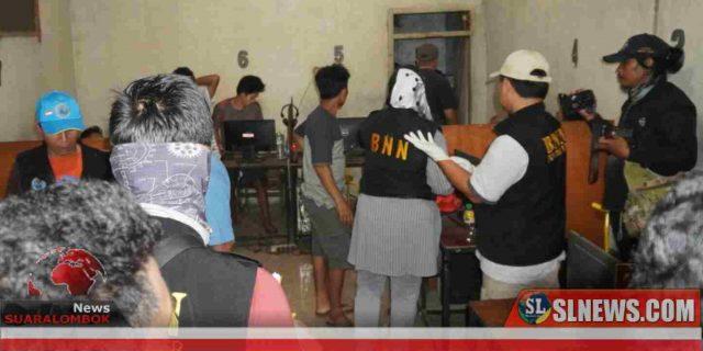 Hasil Razia BNNP NTB di Lombok Tengah, 2 Pelajar SMP dan SMA Positif Pengguna Narkotika