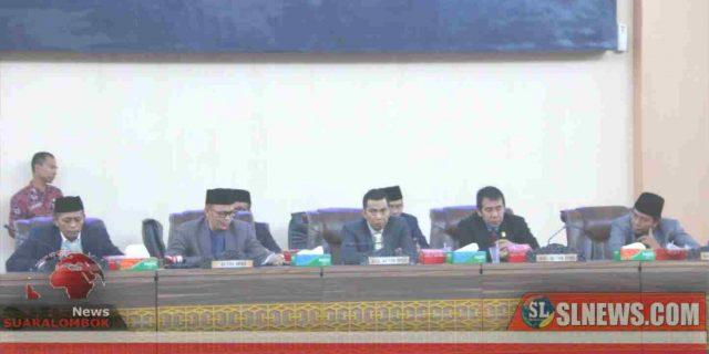 Tok! Dewan Lombok Tengah Setujui Perda Pembentukan 15 Desa