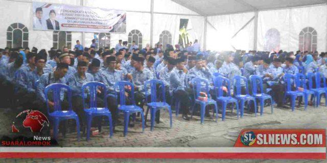 Mutasi, 4 Kadis di Pemkab Lombok Tengah Pindah Kursi