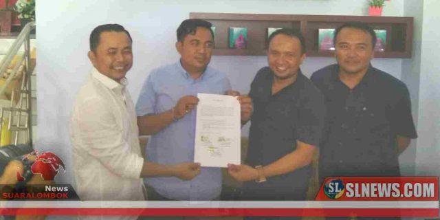 Pilkada Lombok Tengah 2020, Demokrat Jadi Inisiator Koalisi 3 Parpol