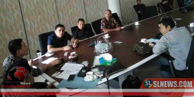 Penutupan Simpang Empat Pos Polisi Bikin Kota Praya Jadi Kumuh