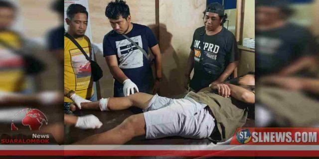 Polisi Tembak Pelaku Curanmor TKP Masjid Lajut