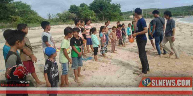 Kapas Tastura Beri Inspirasi Kepada Siswa SMK dan TPQ di Desa Pengengat