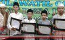 Putra Dari Pasangan Polri – Perawat di Lombok Tengah Jadi Juara 1 Terbaik Cabang Tilawah di STQ