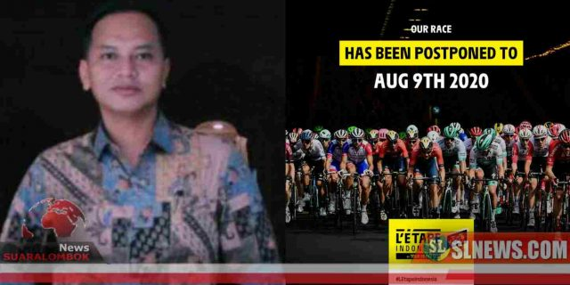 Dampak Virus Corona,  L'Etape Indonesia by Tour de France di Lombok Tengah Ditunda