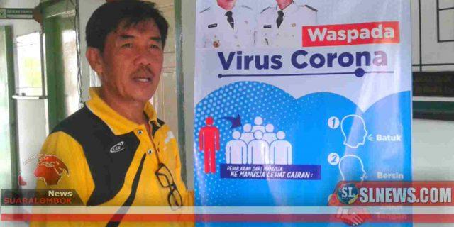 13 Pasien di Lombok Tengah Masuk Dalam Pengawasan Virus Corona