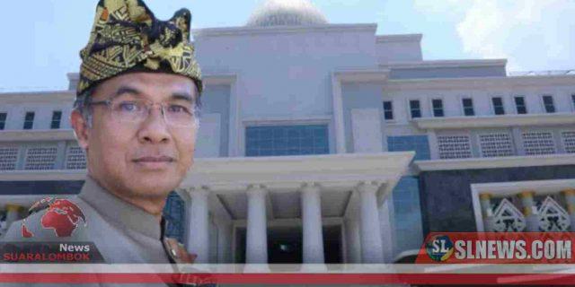 Dinas PUPR Bentuk UPT Pengelolaan dan Pemeliharaan Kantor Bupati Lombok Tengah