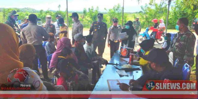Letkol Czi Eddy Fokus Tangani Covid-19 di Sumbawa Barat