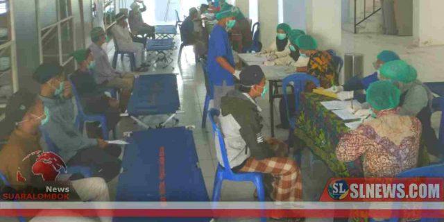 251 Santri Dari Jawa Timur Tiba di Lombok Tengah, 19 Santri ODP