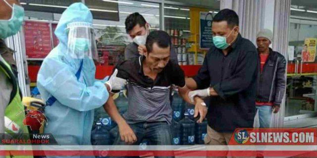 Sampai di Lombok Tengah, Pria Asal Lombok Timur Tiba – Tiba Lemas