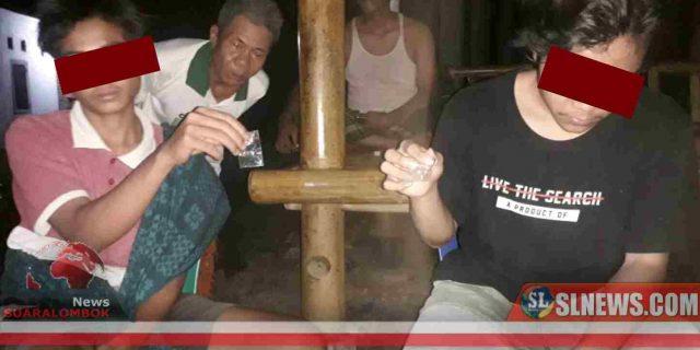 Cegah Corona, Satgas Covid-19 Desa Beleka Malah Dapat Sabu