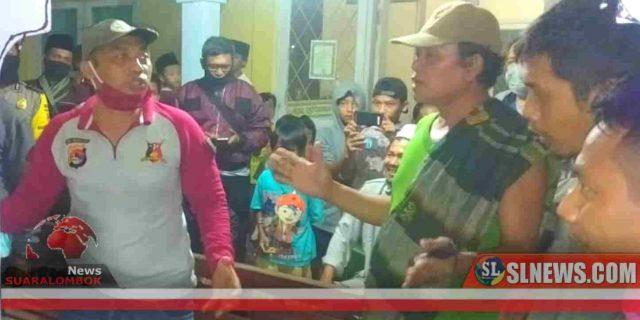 Tolak Gedung SMPN 2 Praya Tengah Jadi Lokasi Karantina Covid-19, Warga Desa Batunyala Geruduk Kantor Camat