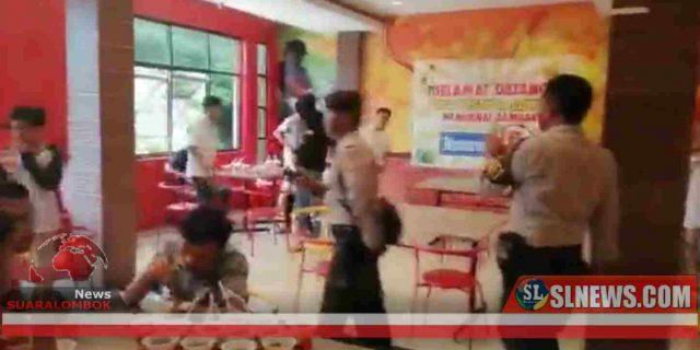Cegah Covid-19, Perayaan HUT Warga Kateng Dibubarkan Polisi dan Pol PP