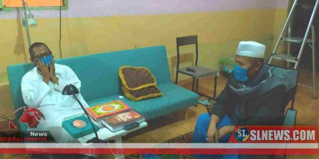 Hasil Rapid Tes Reaktif, Klaster Gowa Asal Desa Murbaya Lapor ke Keluarganya di Mataram