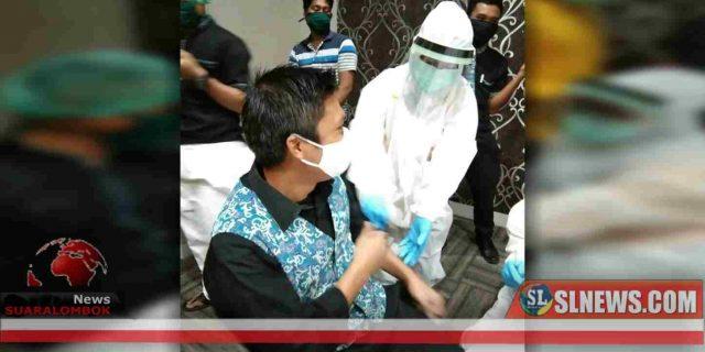 Klaster Gowa Cek Out, Karyawan Illirate Hotel Jalani Rapid Tes