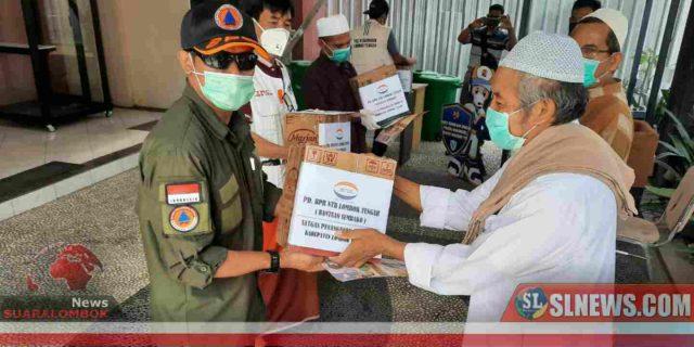 Gugus Tugas Covid-19 Lombok Tengah Pulangkan 4 Pasien Yang sembuh Dari Corona