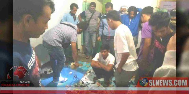 Judi Domino Dimalam Takbiran, 6 Warga Tiwu Galih Diringkus Polisi