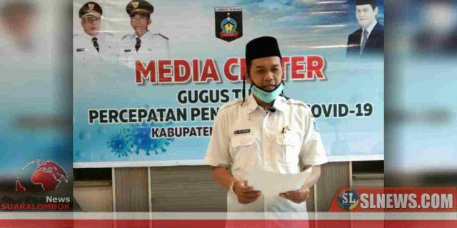 Forkopimda Lombok Tengah Turun Sosialisasikan Persiapan New Normal ke Warga