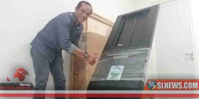 Perangkat Info Gempa Generasi Terbaru Akan Dipasang di Kantor Bupati Lombok Tengah dan di KEK The Mandalika