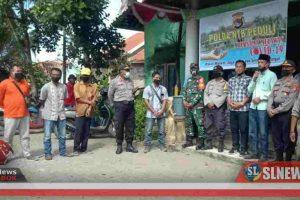 Hari Bhayangkara ke-74, Polda NTB Gelar Bhakti Sosial Peduli Covid-19 di Lombok Tengah
