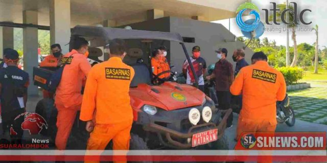 Bersama BASARNAS, ITDC Perkuat Layanan Search And Rescue di The Mandalika