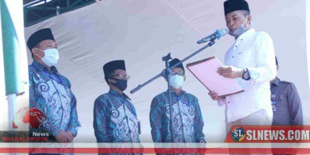 STQ ke-26 Tingkat Kabupaten Lombok Tengah Terapkan Protokol Covid-19