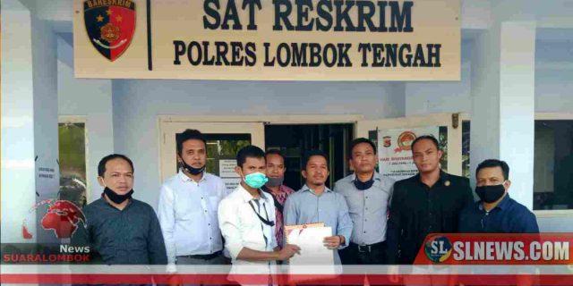 Tuduh Ketua Bawaslu Nikahi Istrinya, Raden Fauzi Resmi Dilaporkan ke Polisi