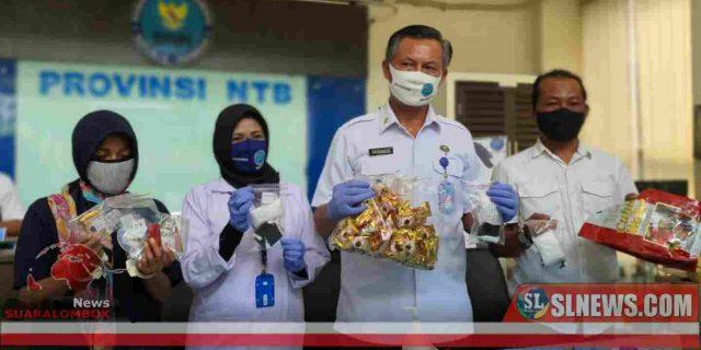 Gagalkan Penyelundupan Sabu Dalam Bungkus Permen Coklat, BNNP NTB Selamatkan 6.000 Anak