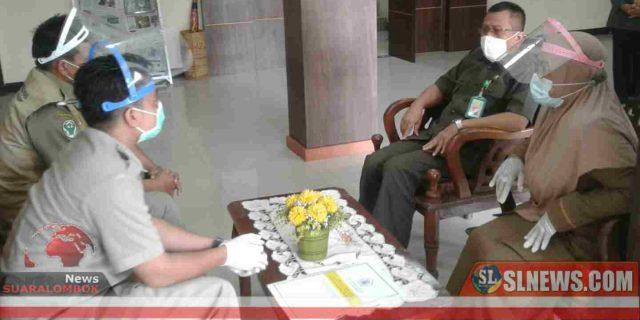 Ketua Pengadilan Agama Lombok Tengah Terkonfirmasi Positif Covid-19