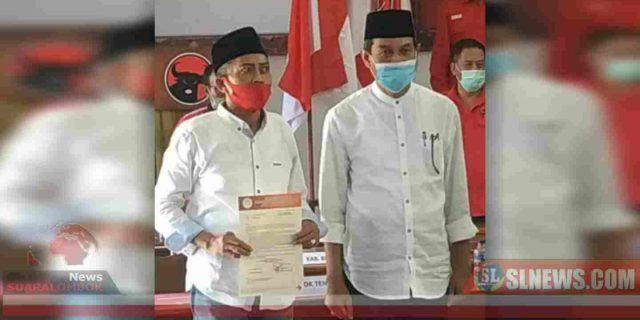 Setelah PDIP, Pathul – Nursiah Tunggu SK Dari Golkar