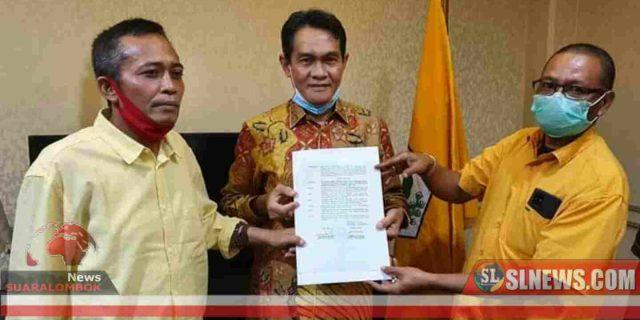 Setelah Surat Pengesahan Calon, Pathul – Nursiah Tunggu SK B1-KWK Golkar