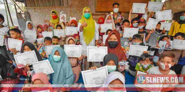 Hajjah Selly, Istiqomah Menyelamatkan Pendidikan Anak-Anak Mataram