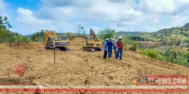 ITDC dan Pemkab Lombok Tengah Siapkan Lahan Sementara Bagi Warga Yang Tak Memiliki Bukti Kepemilikan Tanah Yang Sah