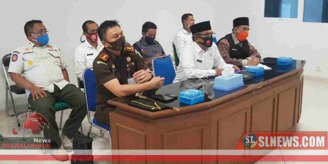 Peserta Pilkada Lombok Tengah 2020 Diharapkan Patuhi Prokes Covid-19