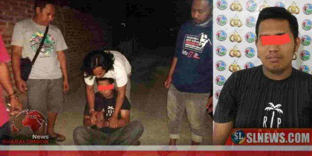 Bawa Sabu, Pria Asal Panji Sari Diborgol Polisi